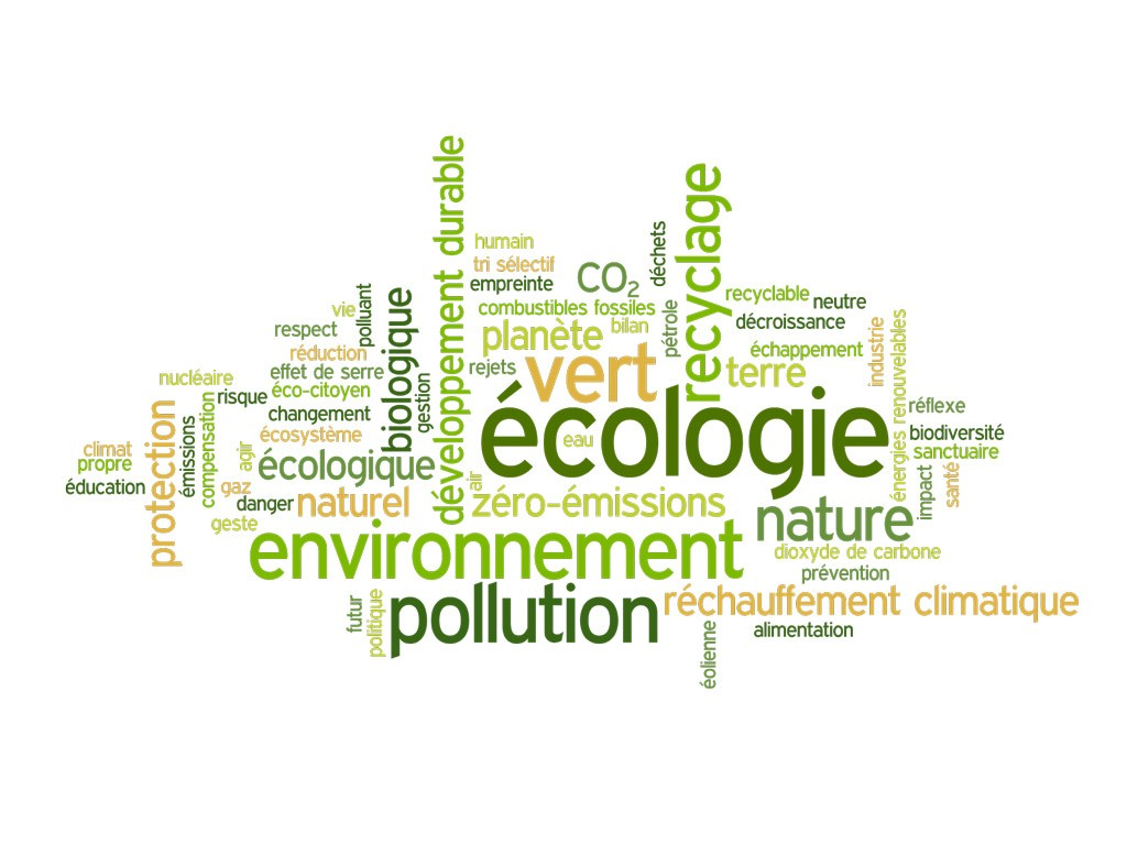 développement durable recyclage des déchets